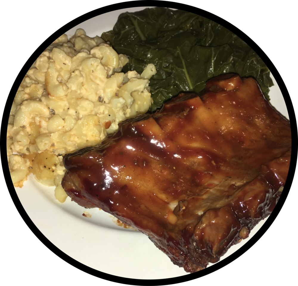 labor day special - ORDER NOW$25 per person through September 4, 2017Choose BBQ Ribs or BBQ Chicken or Vegan Macaroni and CheeseWith 2 sides (additional sides $5 each)Macaroni & Cheese, Collard Greens, Green Beans, Potato Salad5 person minimum, delivery is freeIndividual plates available Labor Day only, pre-order requiredDon't forget to add on our one of a kind freshly made lemonade