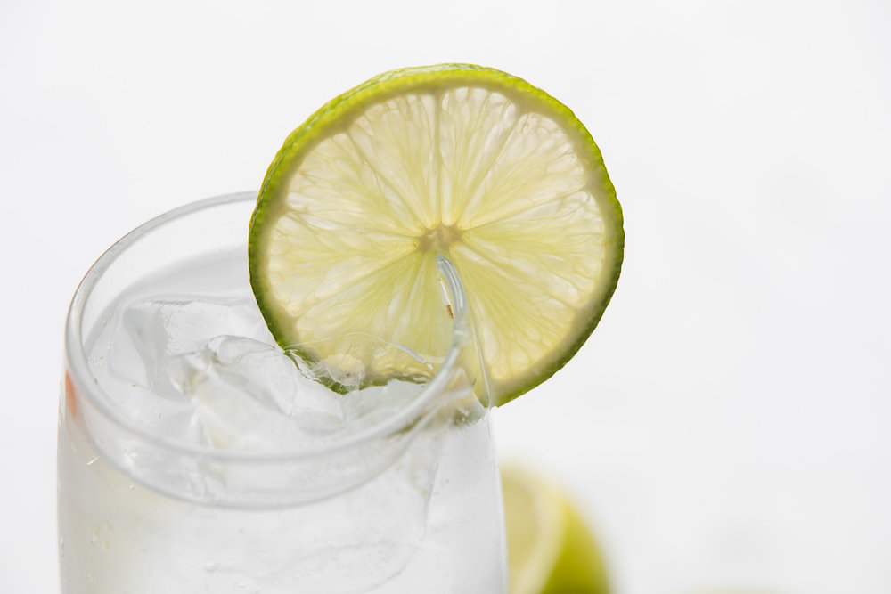 Vodka Tonic - Refreshment, in it's most simple form. Enjoy straight from a highball glass, and help us in our efforts to eliminate disposable plastic straw use. #banthestraw
