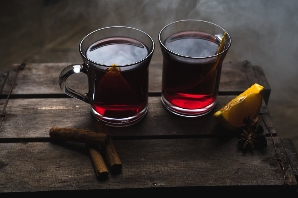 Vodka Mulled Wine - 'Tis the season! Spruce up this spiced festive treat with a dash of vodka.