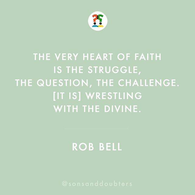 #sonsanddoubters #robbell