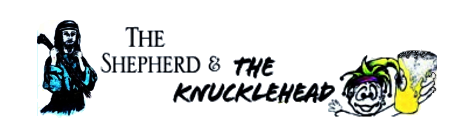 The Shepherd & The Knucklehead
