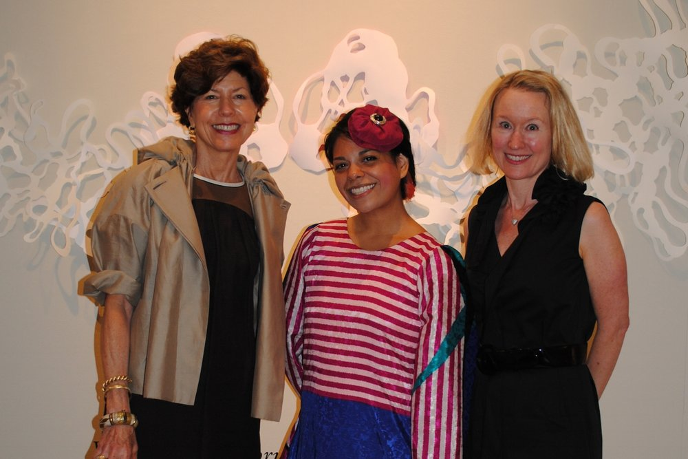 2010-11 Winner: Lucha Rodriquez Finalists: Meg Aubrey, Chung Fan Chang, Hope Hilton, Dorothy O'Connor