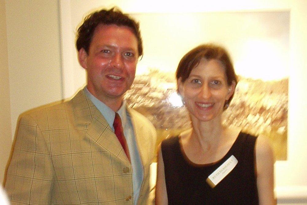 2003 Winner: Ruth Dusseault Finalists: Jeff Conefrey, Sarah Hobbs, Deborah Kaszovitz & Sheila Swift