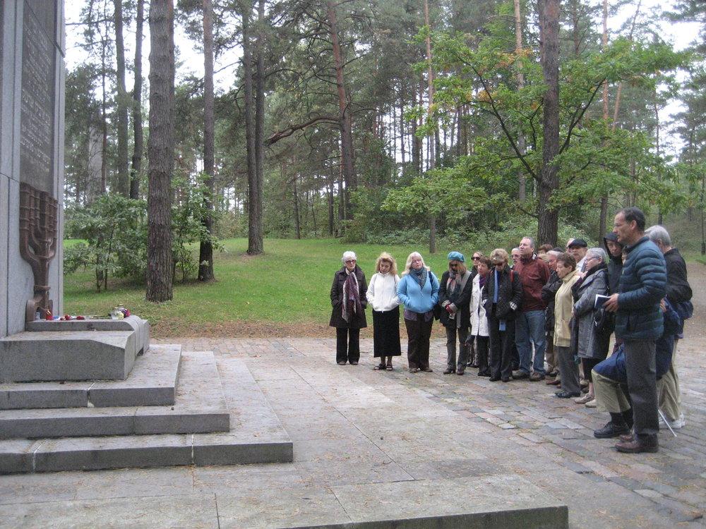 Bikernieki, Latvia