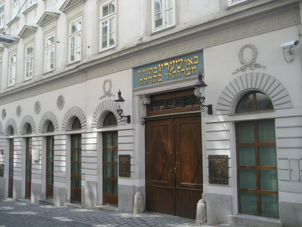 Copy of Stadttempel synagogue