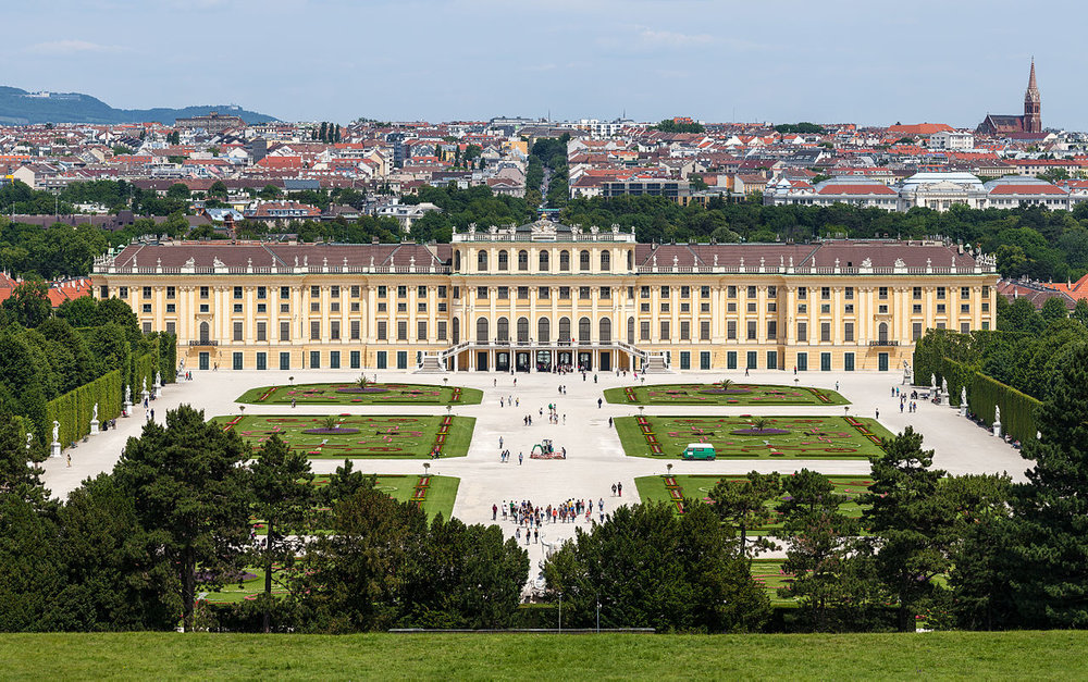 Copy of Schonbrunn Palace