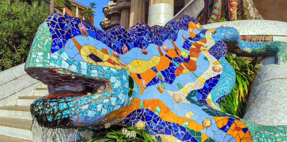Copy of Park Guell