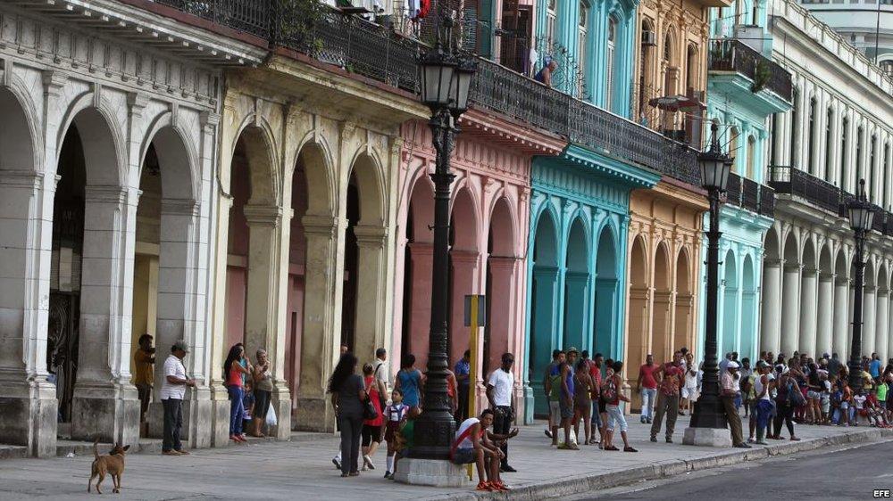 Ciudad Vieja La Habana