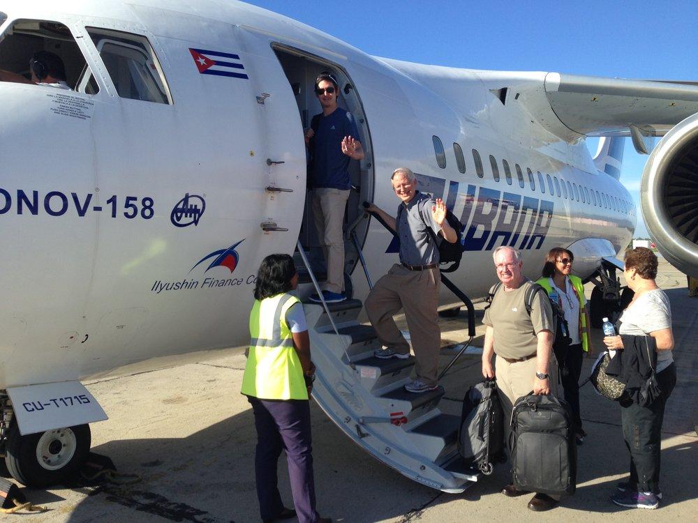De Santiago a La Habana