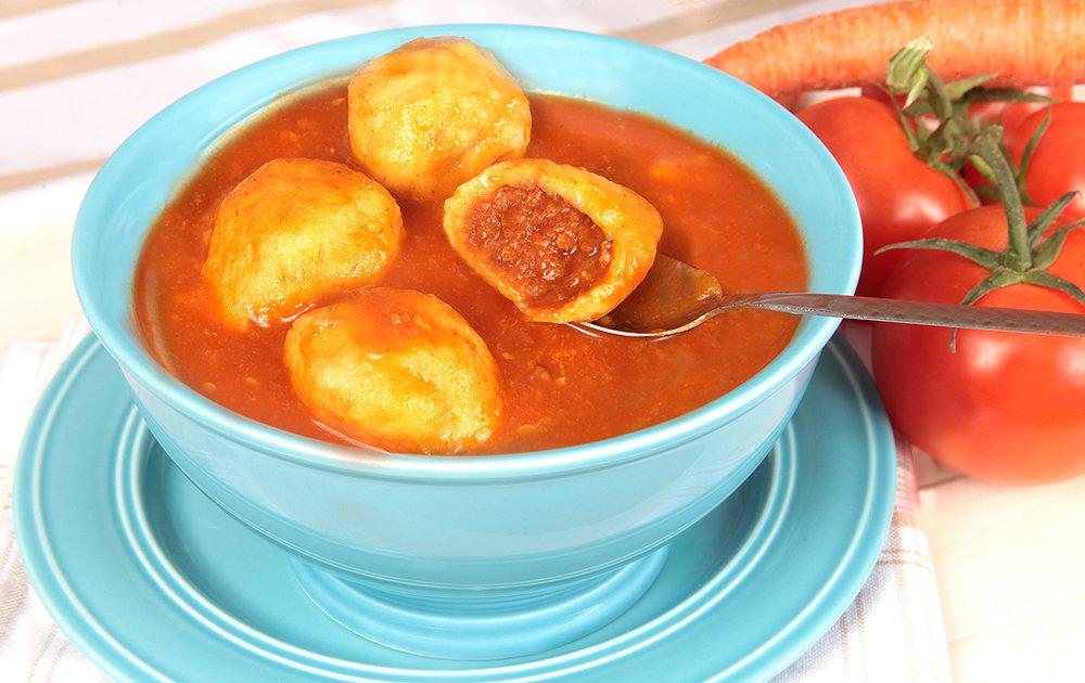 Kube (Iraqi soup)