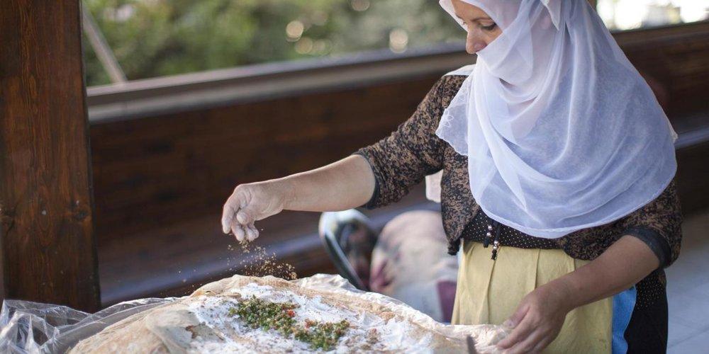 Druze pita