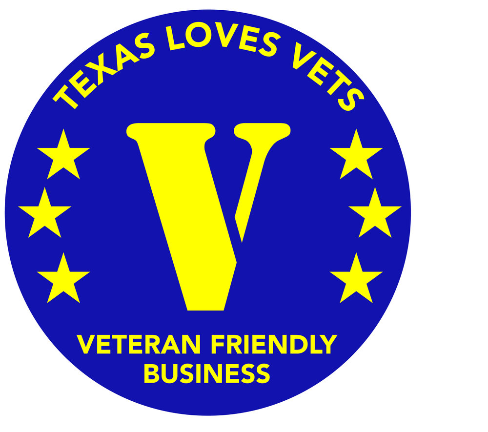 We ♥ Vets - Executive Home Services is proud supporter of Texas Veterans