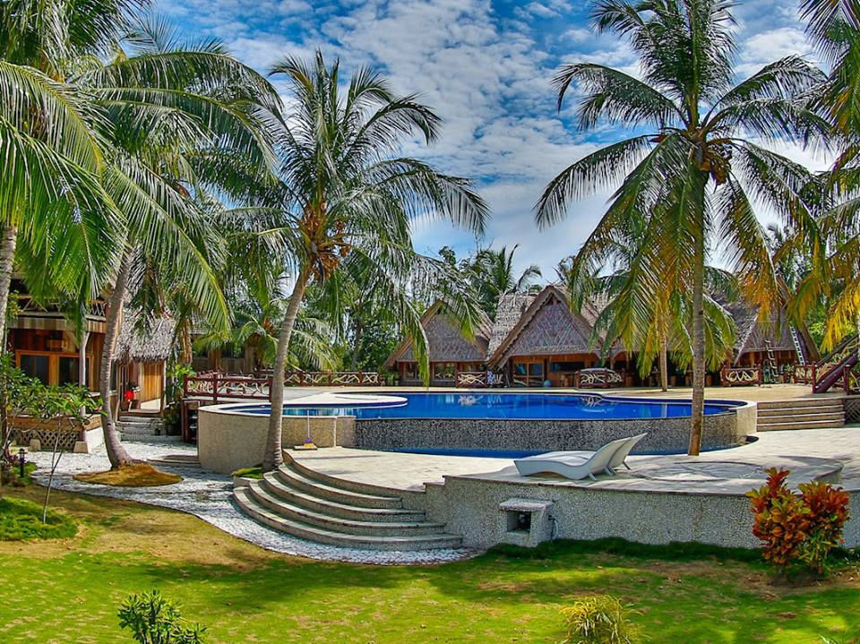 O resort Kandui Villas, do qual Jordan é proprietário