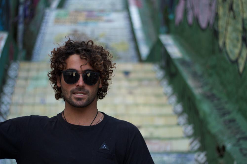 História não falta na memória do uruguaio mais brasileiro do surf. Ouça uma delas.