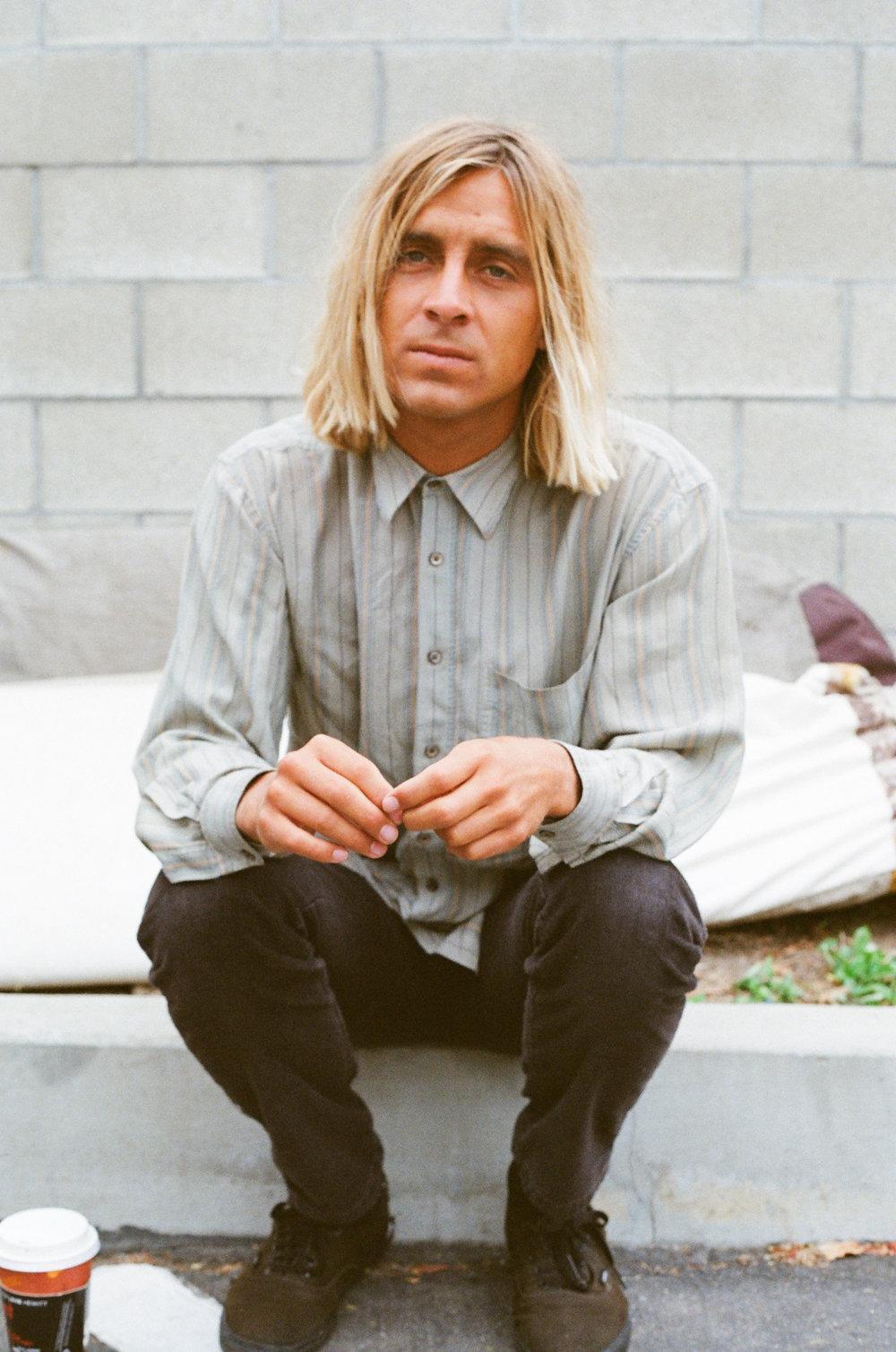 Alex Knost, hipsta guru. Porra, véio...