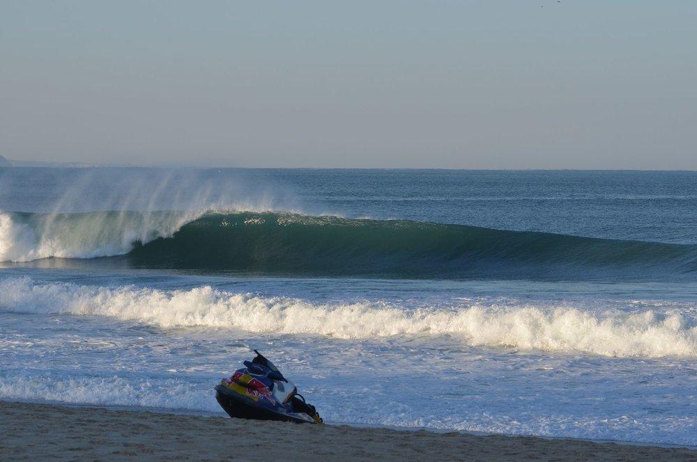 Praia do Norte, Nazaré // Foto: Divulgação