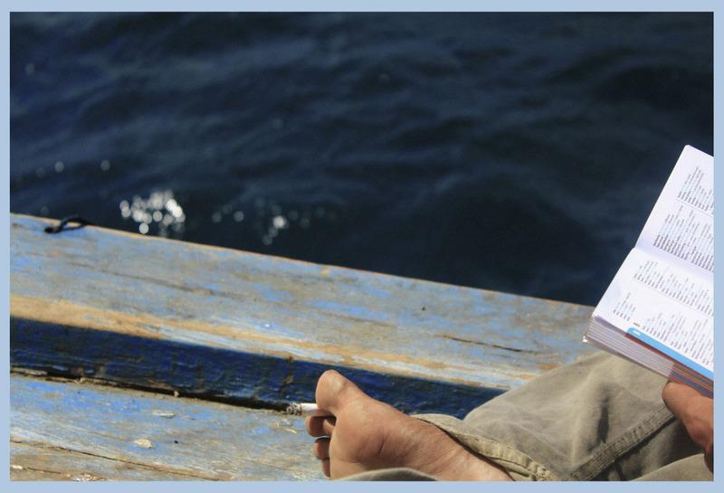 Pensando na vida -- e em como se comunicar -- durante as filmagens de Inaippu
