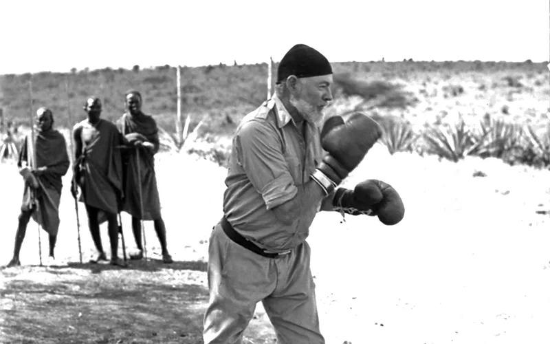 Ernest Hemingway Foto: Hemingway Archives