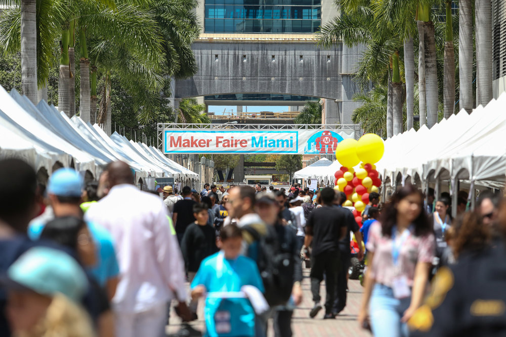 Maker Faire Miami 2017