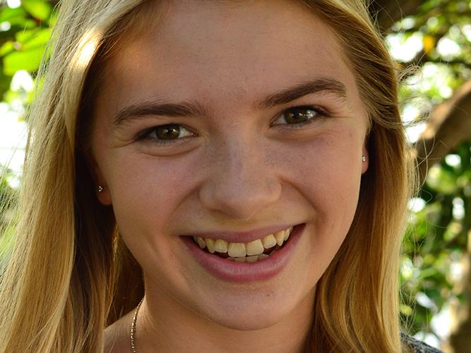 Living Stories - Megan Alsene Sophomore, Biblical and Theological Studies