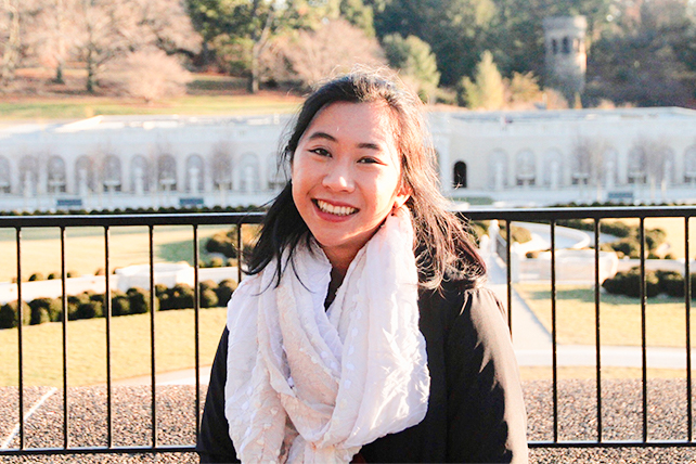 Embracing Your Ethnic Narrative - Evangeline Hsieh, Junior, Psychology with a Biochemistry Minor