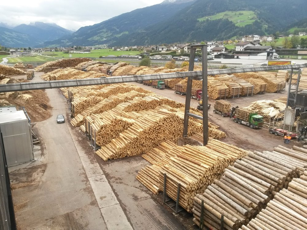 Binderholz, Austria