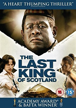 THE LAST KING OF SCOTLAND - An all-time classic with a fascinating outlook on morals and the human kind.