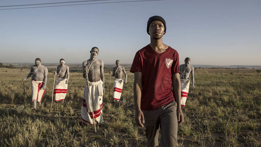 INXEBA - The Wound. An exploration of the meaning of adulthood in contemporary South Africa.