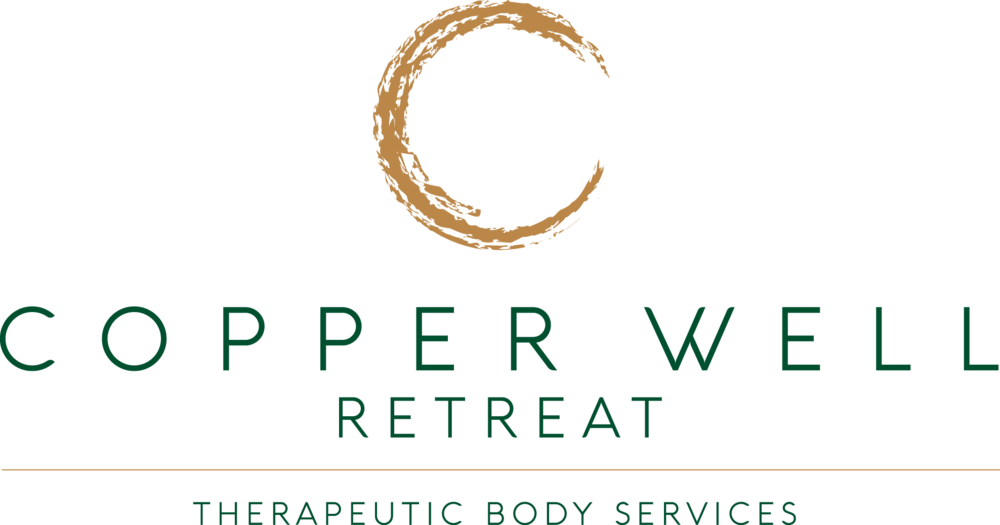 Copper well retreat massage spa facial