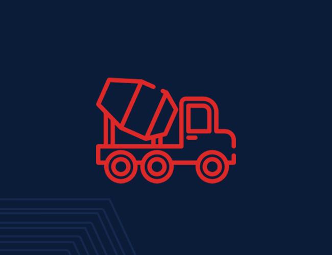 Sua distribuição é realizada através de caminhões betoneiras e proporciona economia e qualidade para realização de rebocos, assentamento de blocos, esboços. -
