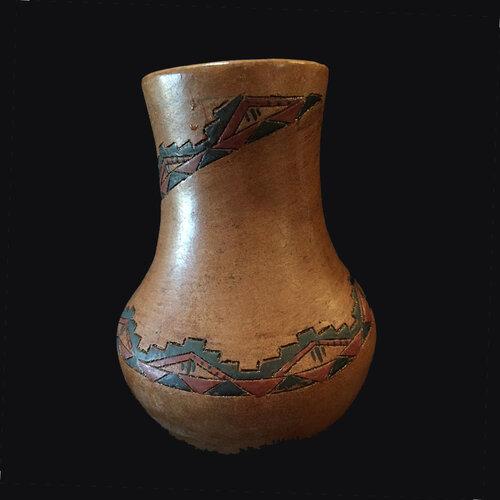 Navajo Pots — Native American Pueblo Pottery
