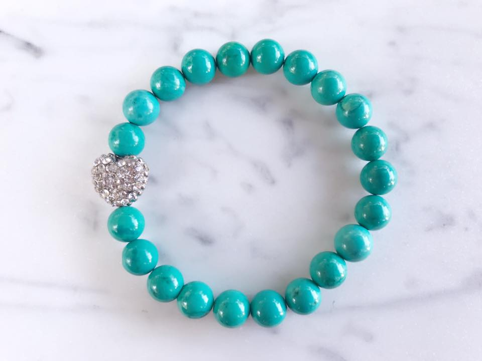This is the first custom piece ever made to support our mission, and we couldn't be more honored. Made of natural stones, this bracelet embodies the cheeriness and love we have for our teens and their families. Each costs $30 and 50% of the proceeds go back to Beautifully Loved.  If you're interested in purchasing one, message @goodandgolden on  Facebook  or  Instagram , or email us at hello@beautifullyloved.org. We appreciate your consideration!
