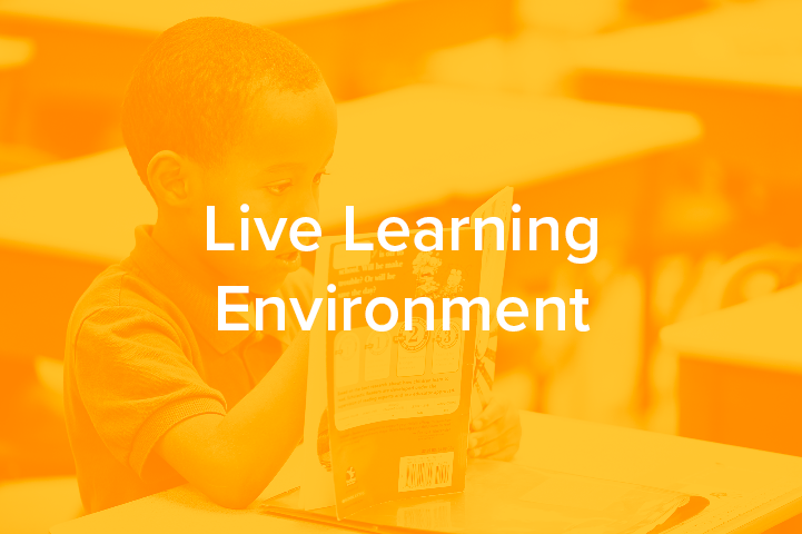 Live Learning Environment
