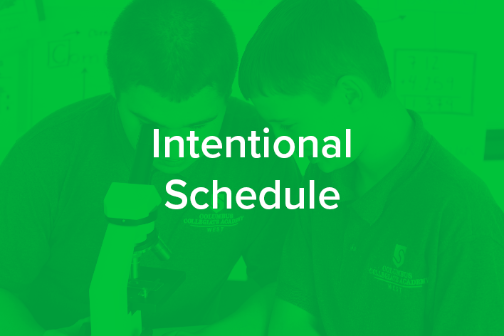 Intentional Schedule