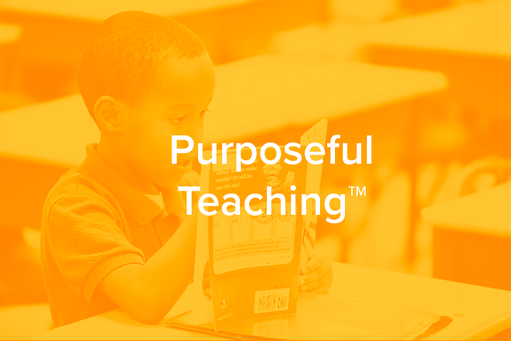 Purposeful Teaching