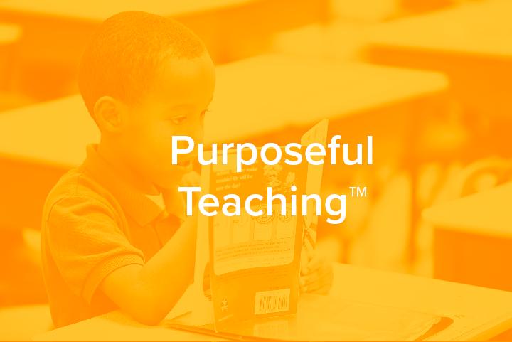 Purposeful Teaching