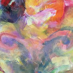 """Uturus, detail from painting """"Hope"""""""