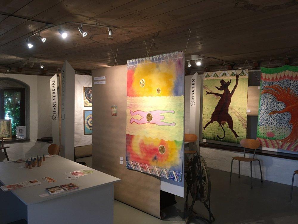 Ganga och Rurik, på Vadstena Stadsmuseum