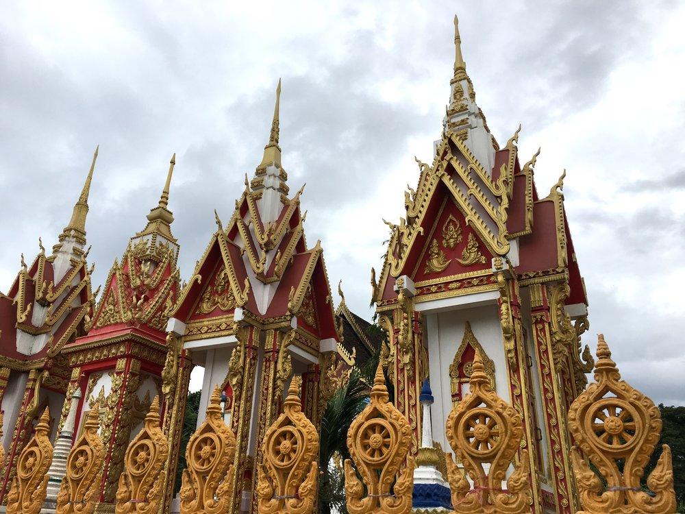 Wat Luang, Pakse