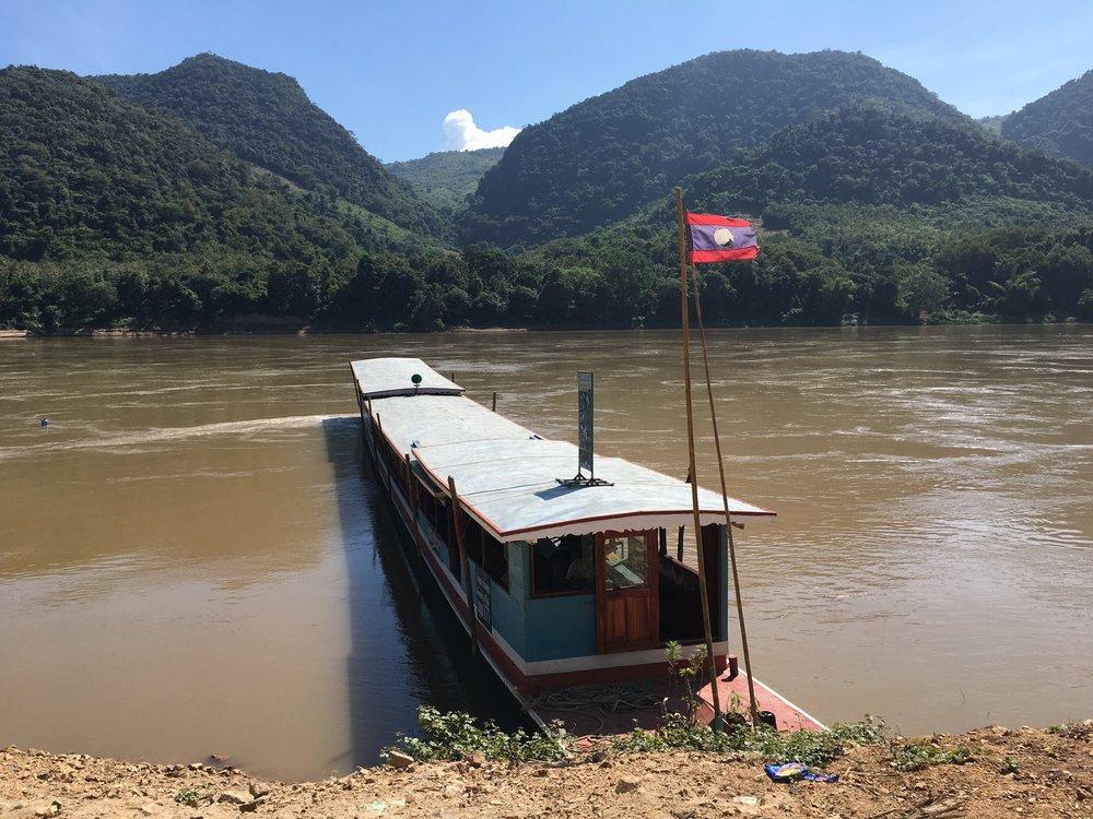 Mekong River Boat |© Regina Beach
