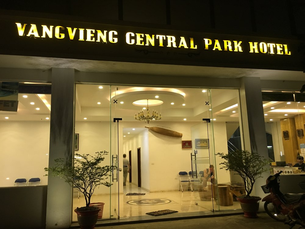 Vang Vieng Central Park Hotel |©Regina Beach