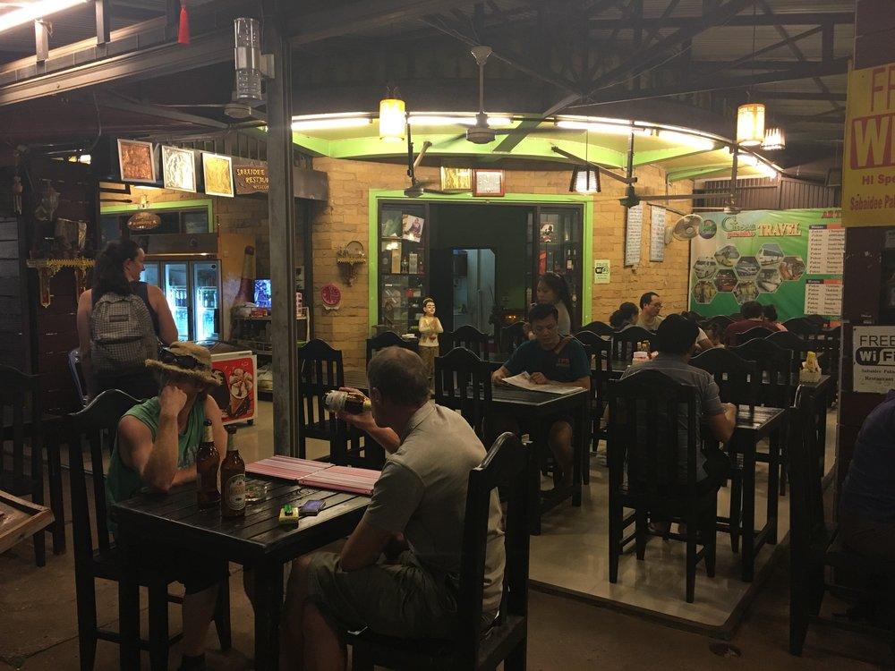 Sabaidee Restaurant | ©Regina Beach