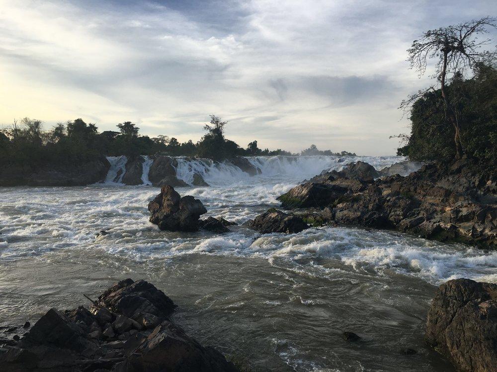 Khone Phapheng | Regina Beach