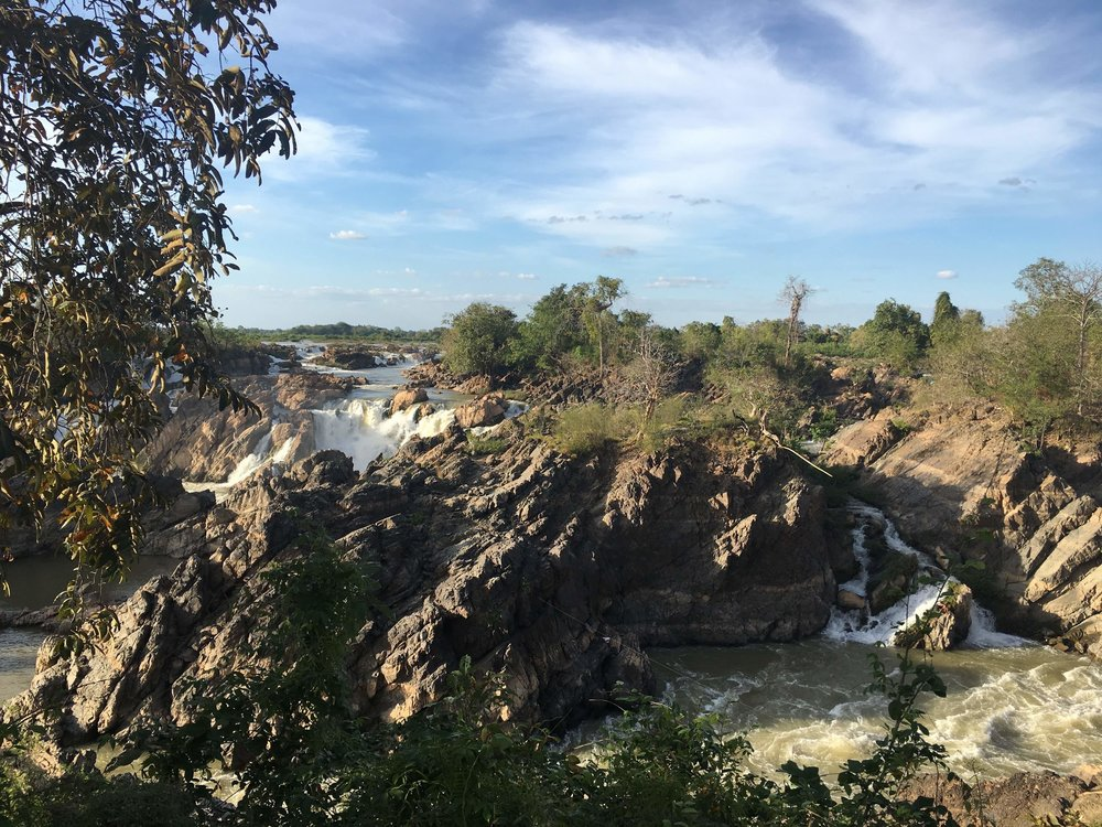 Lili Phi Falls |© Regina Beach