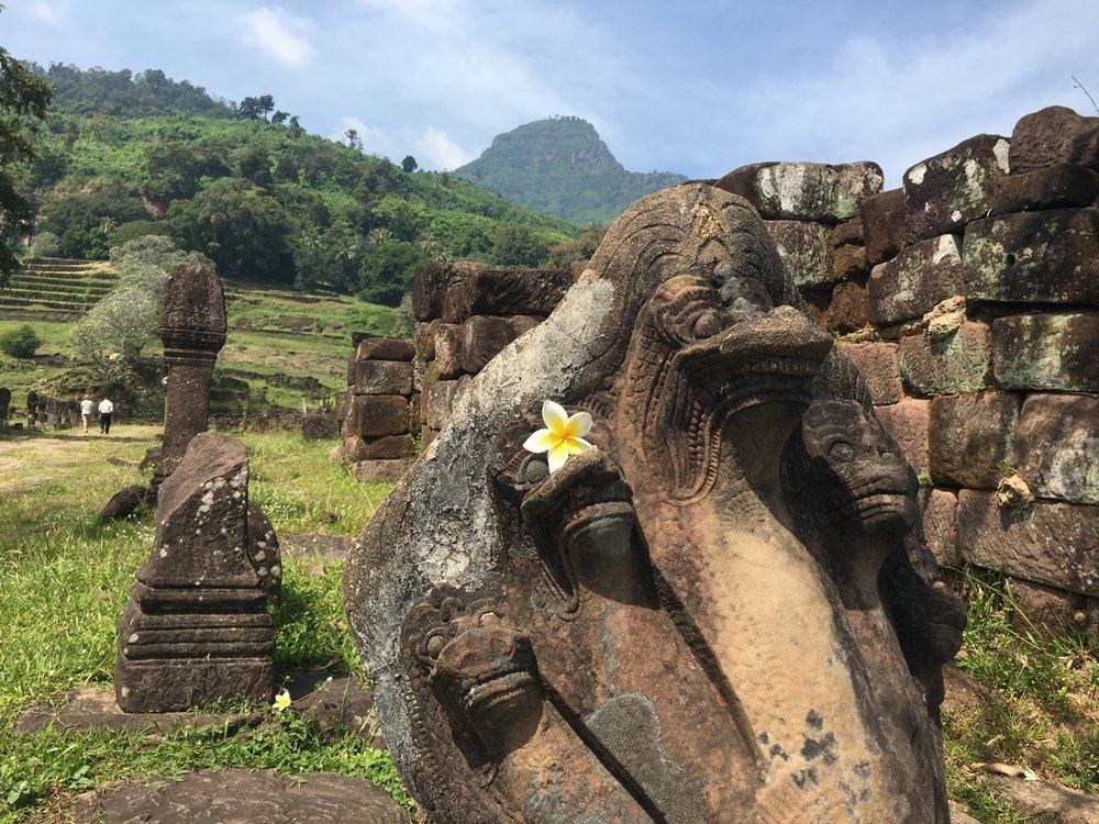 Wat Phou | Regina Beach