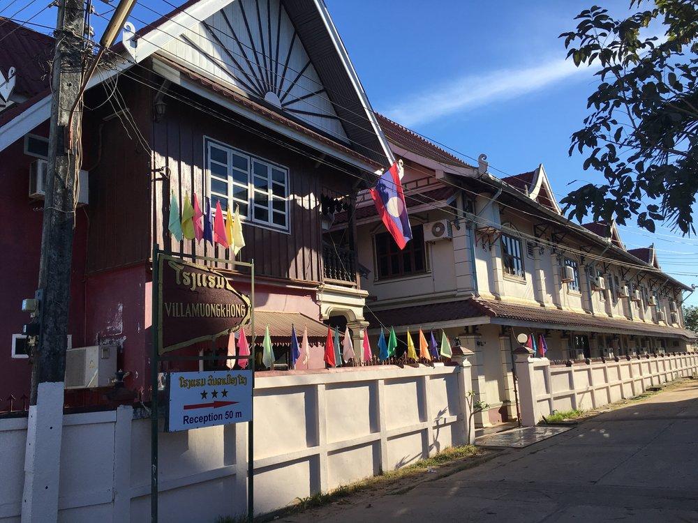 Villa Muong Khong  Regina Beach