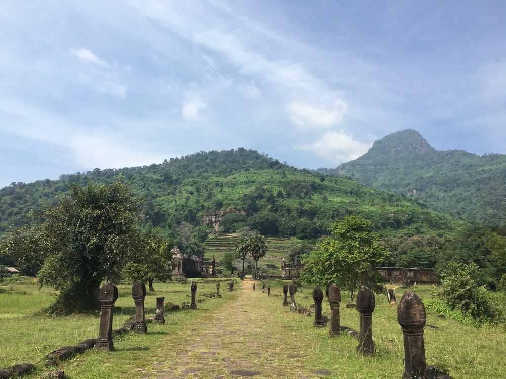 Wat Phou |© Regina Beach