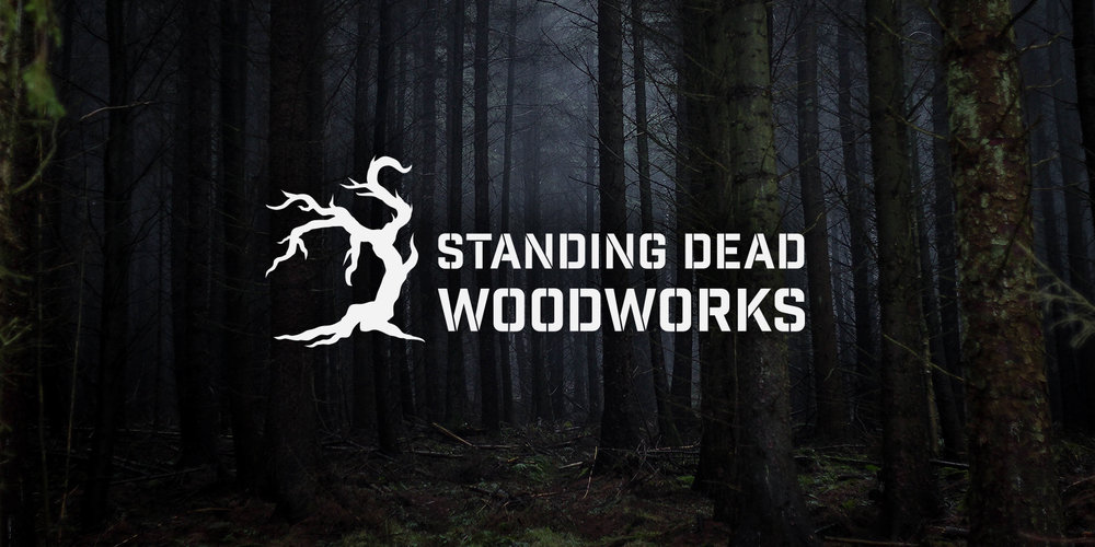 Standing Dead Woodworks Logo