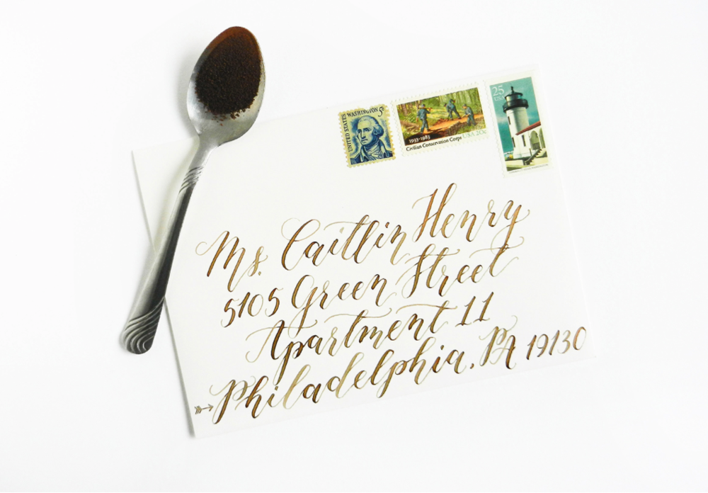 Calligraphy Classes Online - Postman's Knock