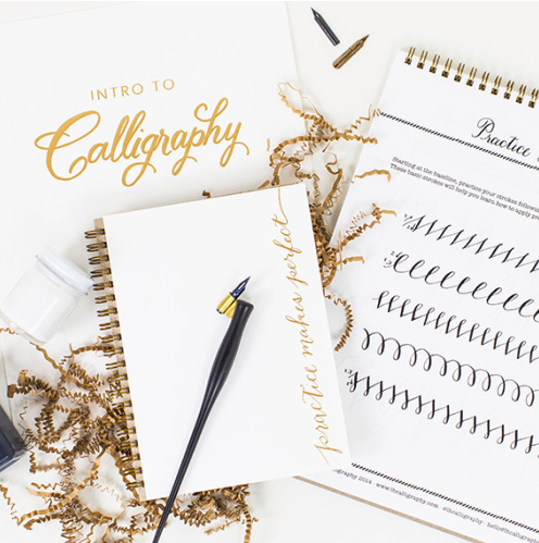 Online Classes for Calligraphy